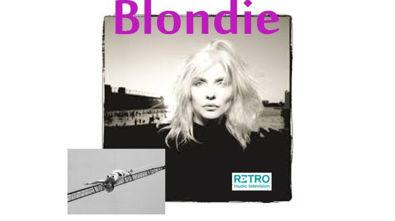 Zpěvačka skupiny Blondie skočila bungee jumping!