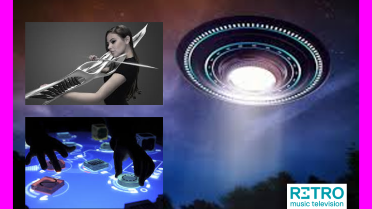 UFO nebo HUDEBNÍ NÁSTROJ!